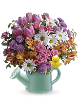 Teleflora's Send a Hug Tweet Tweet Bouquet