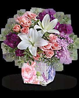 Teleflora's Grand Garden Bouquet Bouquet