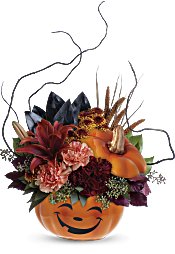 Teleflora's Halloween Magic Bouquet Flowers