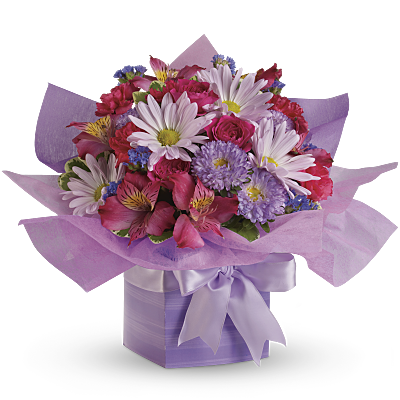 20th wedding anniversary flower wedding anniversary gift ideas teleflora 1061