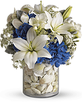 Everything's Beachy by Teleflora Bouquet