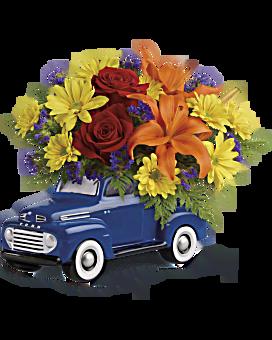 Bouquet Ford classique par Teleflora