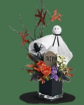 Jardins fantomatiques bouquet de de Teleflora