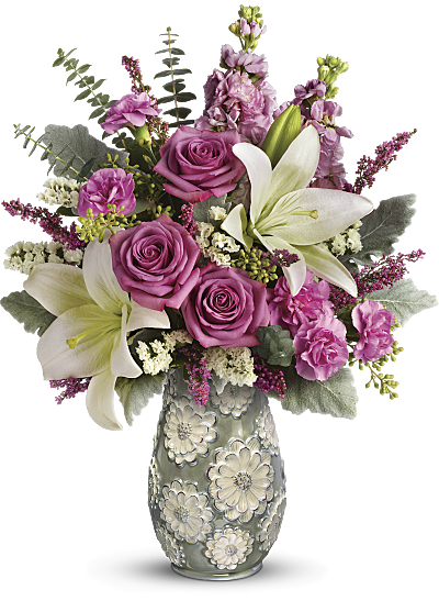Gift giving ideas for easter teleflora telefloras blooming spring bouquet negle Images