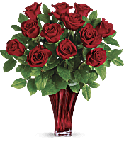 Teleflora's Legendary Love Bouquet Flowers