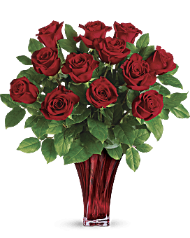 Teleflora's Legendary Love Bouquet Bouquet