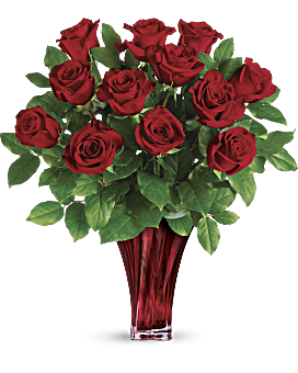 Bouquet Amour légendaire de Téléflora