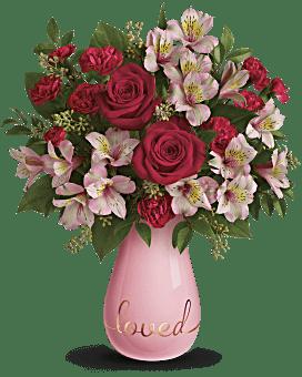 Bouquet Véritables délices de Téléflora
