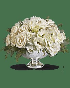 Teleflora's Park Avenue Centerpiece Flower Arrangement