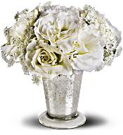 Teleflora's Angel Centrepiece Flowers
