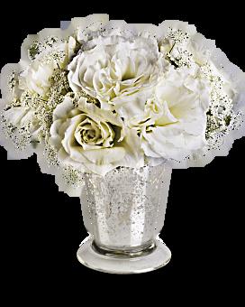 Bouquet Centre de table Angélique de Teleflora