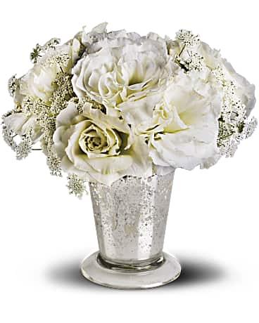 Telefloras Angel Centerpiece Bouquet Teleflora