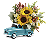 Chevy Pickup Bouquet, picture