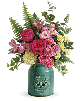 Bouquet Beauté champêtre de Teleflora