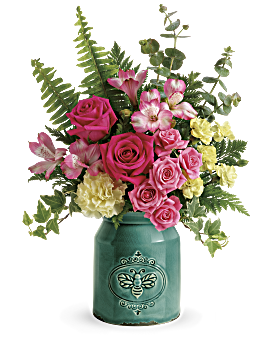 Teleflora's Country Beauty Bouquet Bouquet