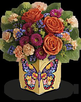 Bouquet Gratitude magnifique de Teleflora