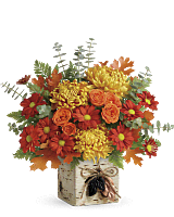 Teleflora's Wild Autumn Bouquet