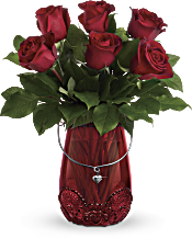 Teleflora's You Are Cherished Bouquet Flowers