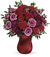 Teleflora's Mad Crush Bouquet Flowers