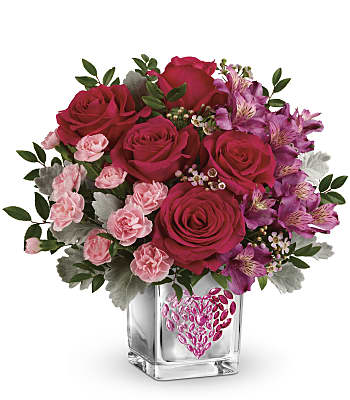 Teleflora's Young At Heart Bouquet Flowers