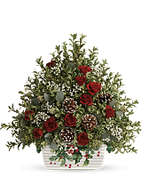 Teleflora�s Warmest Winter Tree