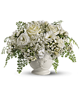 Teleflora's Napa Valley Centerpiece Flower Arrangement
