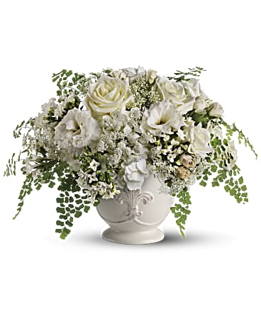 Telefloras Napa Valley Centerpiece Flower Arrangement Teleflora