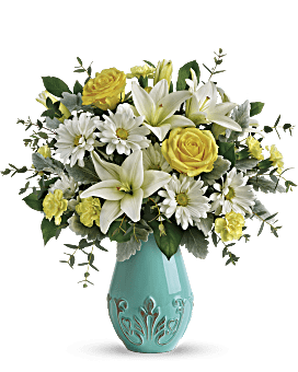 Telefloras Aqua Dream Bouquet