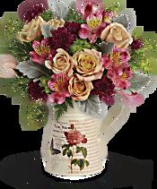 Teleflora's Mod Mademoiselle Bouquet Flowers