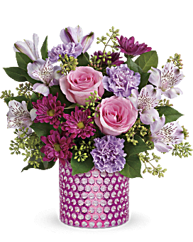 Quick view Teleflora's Bubbling Over Bouquet Bouquet