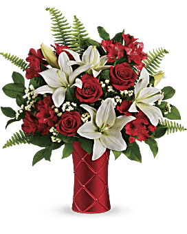 Teleflora's Sweetest Satin Bouquet Bouquet