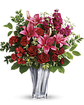 Teleflora's Sterling Love Bouquet