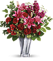 Teleflora's Sterling Love Bouquet Flowers