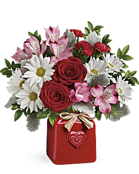 Teleflora's Country Sweetheart Bouquet Bouquet