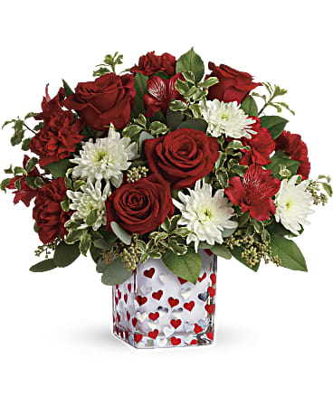 Teleflora's Happy Harmony Bouquet Bouquet