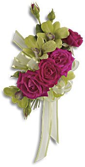 Chic and Stunning Corsage Flowers