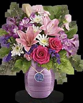 de Teleflora ma libellule chérie bouquet