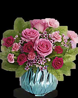 Gemme de de Teleflora de mon coeur bouquet