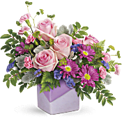 Teleflora's Love Squared Bouquet DX Flowers