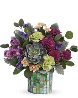 Teleflora's Marvelous Mosaic Bouquet