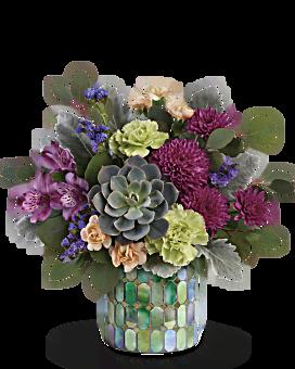 Teleflora's Marvelous Mosaic Bouquet Bouquet