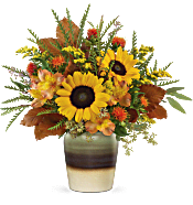 Teleflora's Thankfully Yours Bouquet Flowers