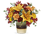 Teleflora's Rustic Sunrise Bouquet, picture