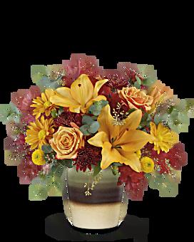Teleflora's Rustic Sunrise Bouquet Bouquet
