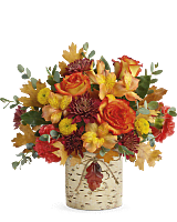 Teleflora's Autumn Colors Bouquet
