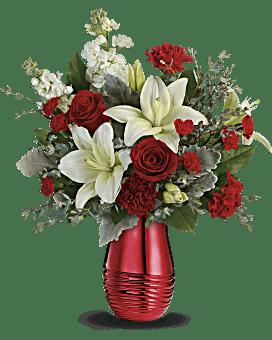 De de Teleflora fard à joues bouquet radiant