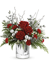 Teleflora's Wintry Wishes Bouquet