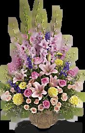 Ever Upward Bouquet by Teleflora Flowers