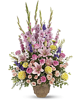 Ever Upward Bouquet by Teleflora Flower Arrangement