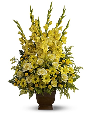 Telefloras sunny memories flower arrangement teleflora telefloras sunny memories flower arrangement mightylinksfo